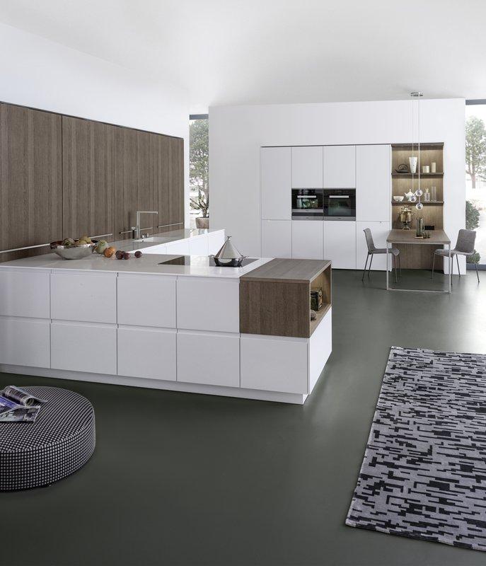Mit unseren innovativen planungsbausteinen und flexiblen modulen können küchen nach persönlichen vorstellungen entwickelt werden